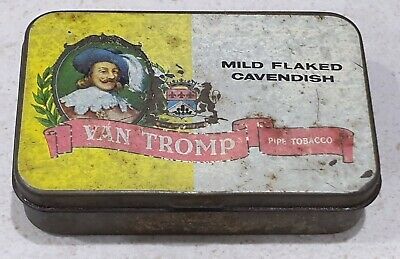 Old Tobacco Tin