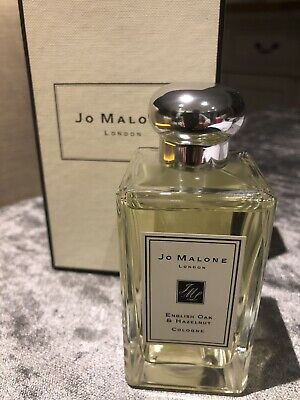 JO MALONE, LONDON.ENGLISH OAK & HAZELNUT 100ml BRAND NEW