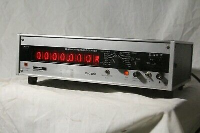 Nordmende DIC 3356 20 Mhz Universal Counter
