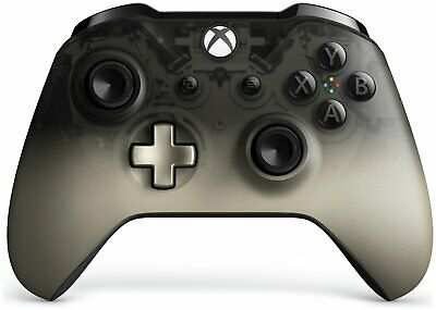 Official Xbox One Wireless Controller - Phantom Black