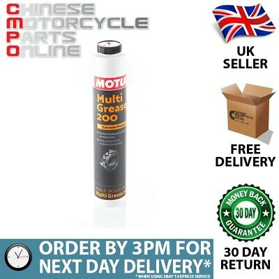 Motul Multi Grease 200 for Motorcycle (MT450115)