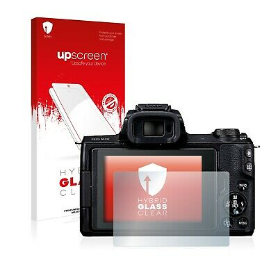 Glass film screen protector Canon EOS M50 screen cover protection