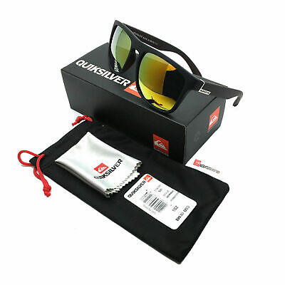 HOT With Box QuikSilver 17 Colors Stylish Men Women Outdoor Sunglasses UV400 12#