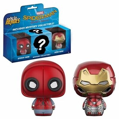 Funko Pinte Taille Heroes Spider-Man Homecoming 3-Pack 1