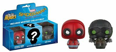 Funko Pinte Taille Heroes Spider-Man Homecoming 3-Pack 2