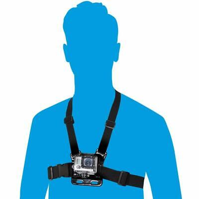 Dörr Chest Strap GP-04 Incl. Adapter with Kameraaufnahme for GOPRO Cameras