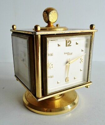 Rare Old Imhof 4-Faced Clock / Hygrometer / Barometer / Thermometer - Spares
