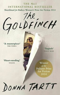 The Goldfinch by Donna Tartt (Pulitzer Prize for Fiction) [P.D.F]