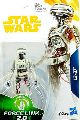 """Star Wars Actionfigur """"Solo: A Star Wars Story"""" Collection L3-37 Droid Hasbro"""