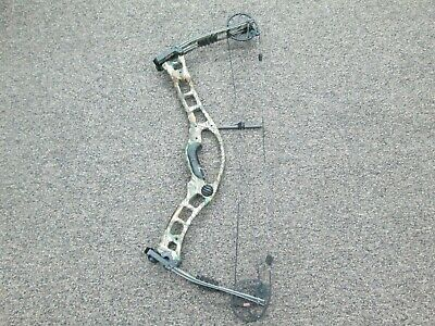 "Hoyt Turbohawk XTS 500 Right Handed 28"" 50-60 LB Bow"