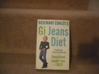 Rosemary Conley's Gi Jeans Diet Book A Diet That Works