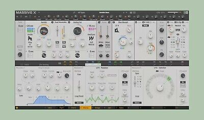 Native Instrument Massive X VST For Win | INSTANT DELIVERY