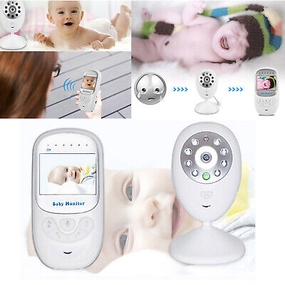Baby Monitor Wireless Digital LCD Camera Two-Way Voice Video Night Vision RK1108