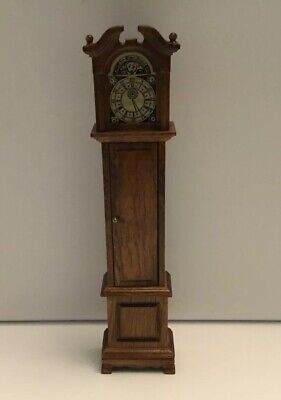 Dolls House Grandfather Clock