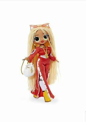 "1 Authentic LOL Surprise 10"" SWAG OMG Fashion Doll MC Winter Disco Holiday VHTF"