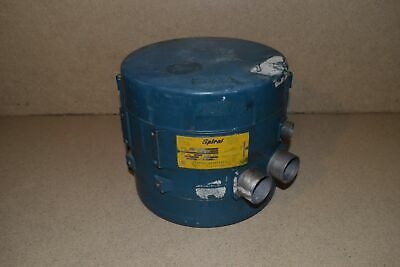 Rotron Inc Spiral Model 4A3P Centrifugal Blower (#1)