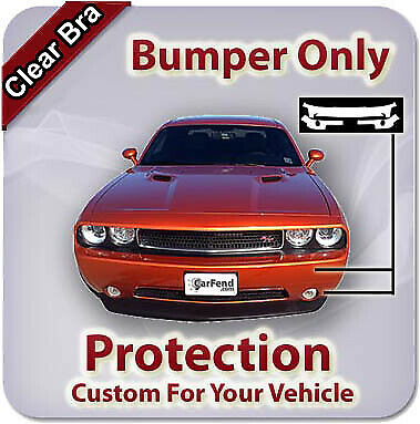 Bumper Only Clear Bra for Honda Civic Coupe 2001-2003