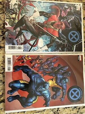 Powers Of X Variants #2 Dustin Weaver New Character And Patrick Zircher Variant