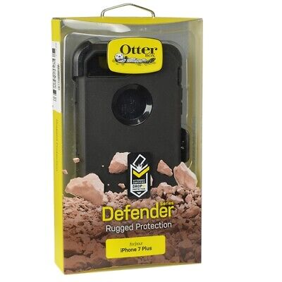 OtterBox 77-53907 Defender Series Rugged Protection Case for iPhone 7 & 8 Plus