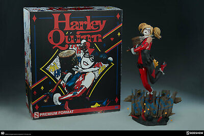 Sideshow Collectibles DC Comics HARLEY QUINN Premium Format Figure NEW
