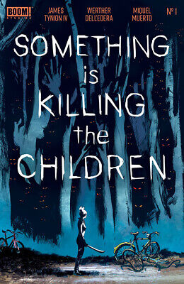 Something is Killing the Children 1 A Boom Tynion 1st Printing