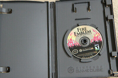 Fire Emblem Path of Radiance (Nintendo Gamecube) Disc Only - Tested