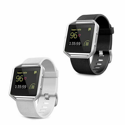 For Fitbit Blaze Watch Replacement Band Small Silicone Sport Strap New