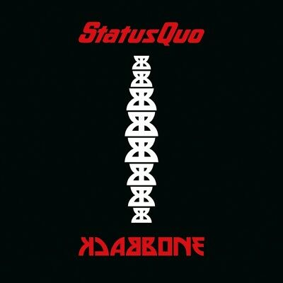 Status Quo - Backbone (Ltd.Box-Set) CD (2) earMUSIC NEU