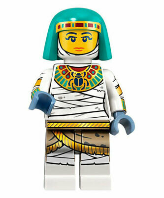 Lego Series 19 CMF NEW Mummy Queen collectible minifigure CMF 2019 71025 Egypt