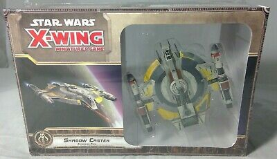 Star Wars X-Wing Miniatures Shadow Caster Brand New **Clearance**