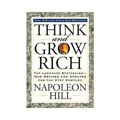 Think and Grow Rich by Napoleon Hill, Arthur R Pell