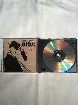 Frank Sinatra CD The Very Good Years 1991 Reprise 20 Best Greatest Hits