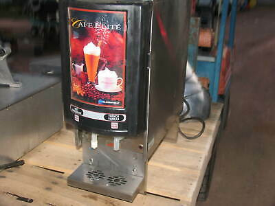 Karma 454 Commercial Two Flavor Dispenser Cappuccino Machine