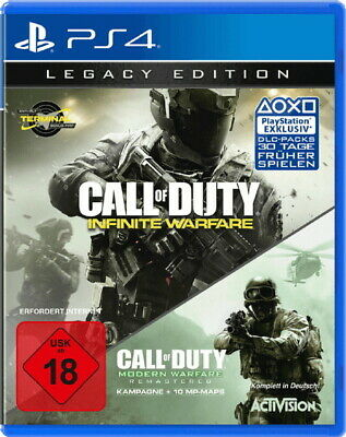 Call Of Duty: Infinite Warfare (Sony PlayStation 4, 2016) - ohne Modern Warfare