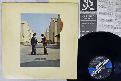PINK FLOYD WISH YOU WERE HERE CBS/SONY 25AP 1258 Japan VINYL LP