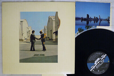 PINK FLOYD WISH YOU WERE HERE CBS/SONY SOPO 100 Japan VINYL LP
