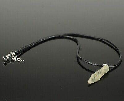 Quality Ancient Greek Bronze Arrow Head Necklace   Circa - 5Th Century Bc    03