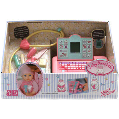 Baby Annabell Medical Scanner Doctor Role-Play Set