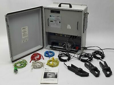 Dranetz Bmi 8020 Pqnode 3-Phase 8-Ch Flow Quality Measurement Power Analyzer