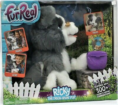 Fur Real Ricky The Trick Lovin Pup