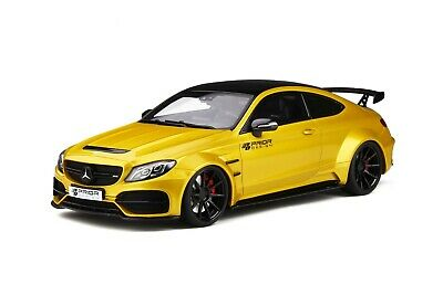 Mercedes Benz Amg C Class 63 Coupe 1:18 Scale Model Very Rare Gt Spirit Gt235