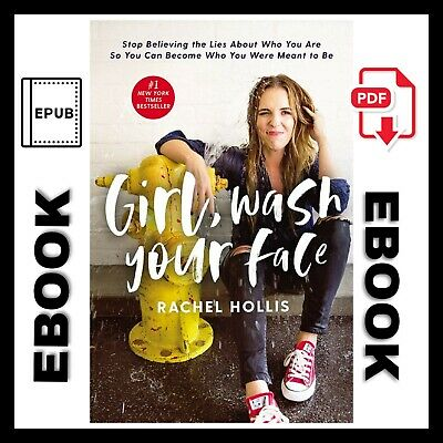 Girl, Wash Your Face by Rachel Hollis pdf&epub ⚡fast delivery ⚡