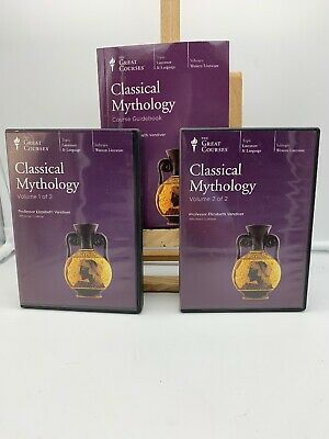The Great Courses Classical Mythology Taught by: Professor Elizabeth Vandiv
