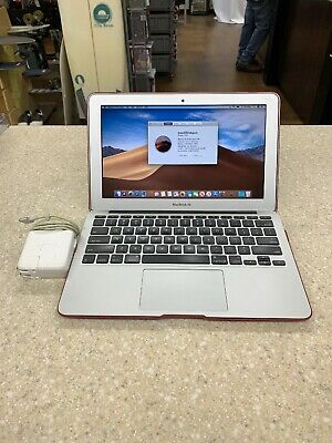 "Early 2015 Apple MacBook Air 11"" Laptop 256GB SSD 1.6GHz i5 CPU 4GB RAM A1465"