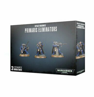 Warhammer 40K Space Marines Primaris Eliminators  Pre Order