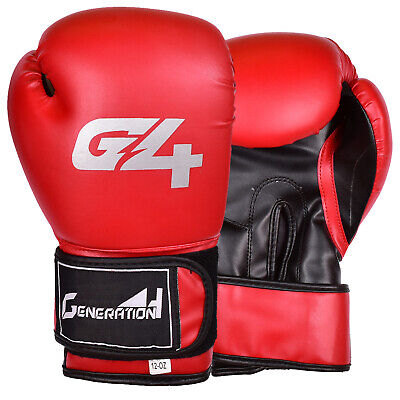 G4 Boxing Gloves MMA Training Fight Sparring Punching kickboxing Muay Thai Punch
