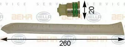 Hella AIR CONDITIONING RECEIVER-DRIERS 8FT351193-121 OE