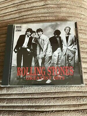 The Rolling Stones - Greatest Hits CD Rare Singapore Issue