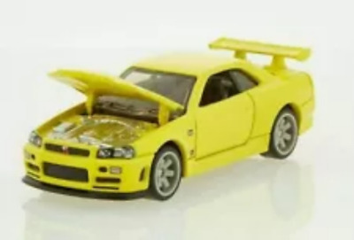 33rd Annual Hot Wheels Convention Nissan Skyline GTR W/ Opening Hood PRE-ORDER!