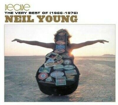 Neil Young - Decade [CD New] 075992723329